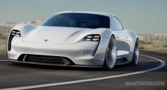 Porsche Obiettivo: vendere 20 mila Mission E all'anno