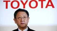 Toyota Akio Toyoda a capo della divisione elettrica