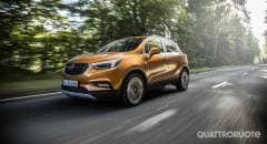 Opel La Mokka X trasloca in Germania