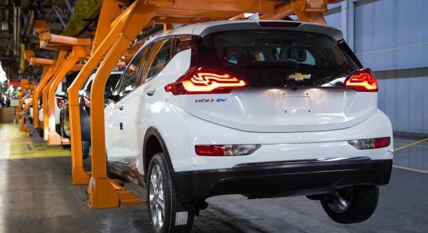 General Motors Investimento da un miliardo negli Stati Uniti