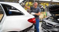 Mercedes-Benz La produzione delle compatte si allarga alla Finlandia