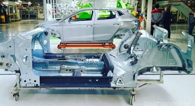 Seat Nella fabbrica dove nasce la nuova Ibiza - VIDEO