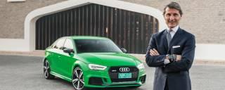 Stefan Winkelmann Audi Sport e il nuovo corso delle RS sostenibili