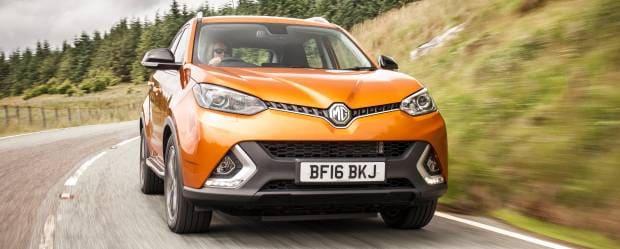 MG Nel 2019 il ritorno sui mercati europei