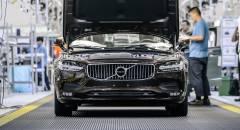 Volvo-Geely Una joint venture per condividere piattaforme e tecnologie elettriche