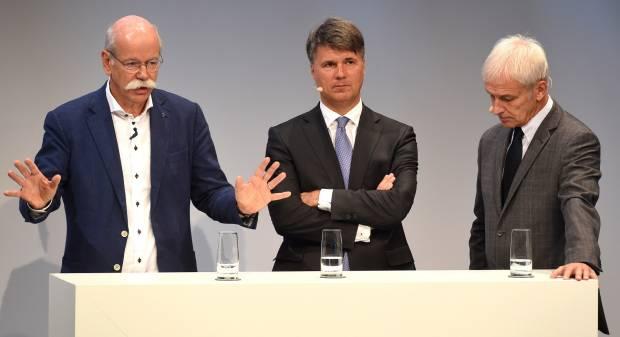 Il cartello tedesco Prima class action contro le Case coinvolte