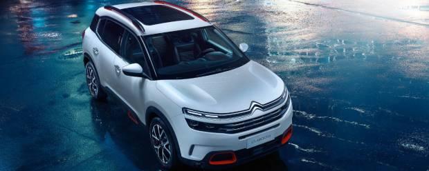 Citroën Anche la C5 Aircross avrà l'ibrido plug-in