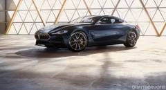 BMW Serie 8 La coupé nascerà in Germania nel 2018