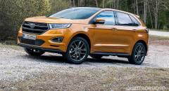 Ford In Europa vendite su a gennaio