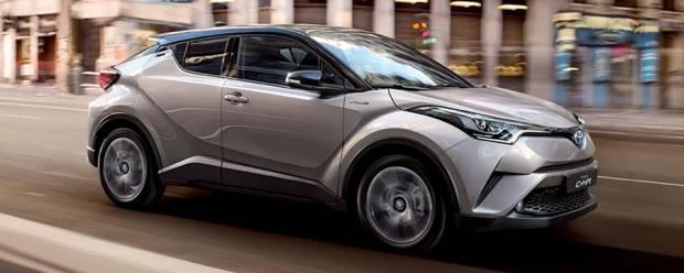 Toyota e Lexus Le ibride spingono le vendite europee