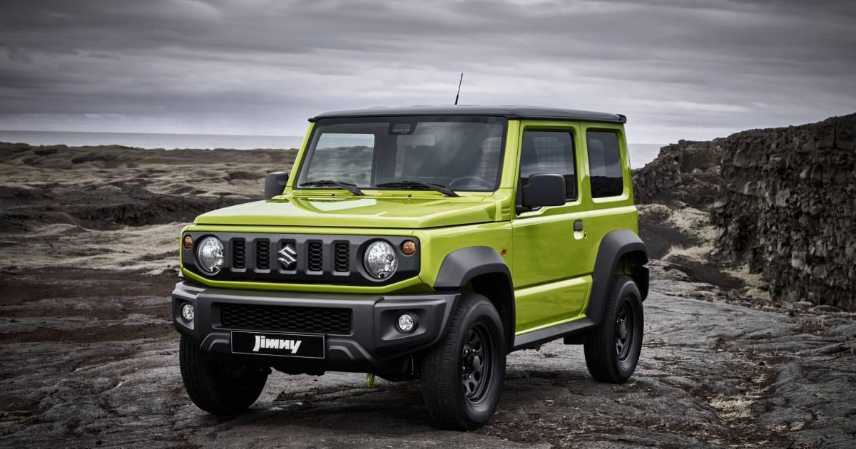 Suzuki Jimny - La versione Pro a listino con prezzi a partire da 23.400 euro