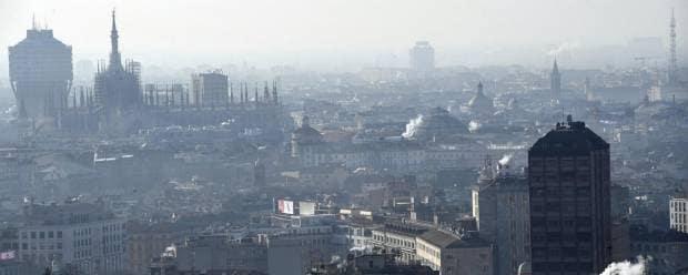 Inquinamento Da domenica 26 febbraio scattano le limitazioni al traffico