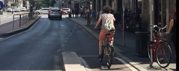 Altri 85 km di piste: costose e sottoutilizzate In bici per forza ma il bike sharing non va