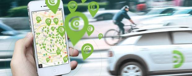 Gruppo PSA Car sharing, flotte, leasing: nasce il brand Free2Move