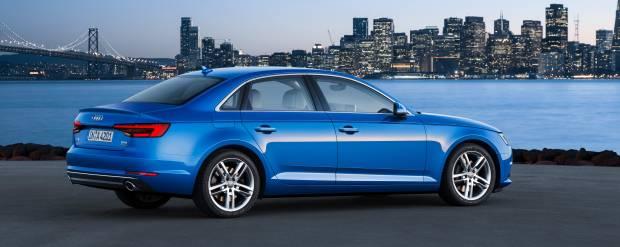 Audi Usa, primi test per il car sharing premium con l'A4