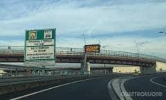 Arrivano le multe anche sull'autostrada senza caselli