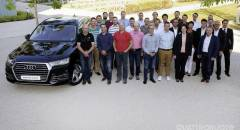 Formazione Gli ingegneri Audi tornano a scuola