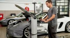 Porsche Programma di formazione per giovani del Sud Africa
