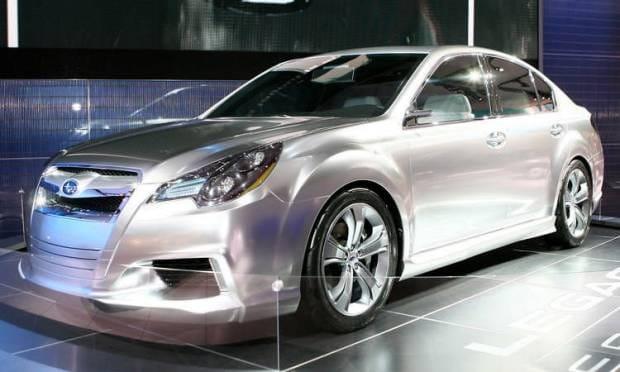 Subaru Legacy ECCO COME SARÀ LA PROSSIMA