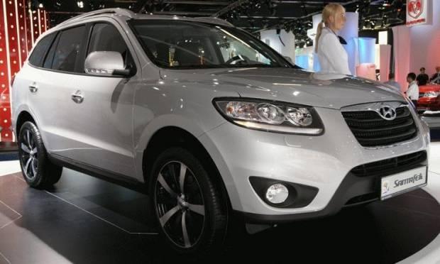 Hyundai a Francoforte RESTYLING SANTA FE, MA NON SOLO
