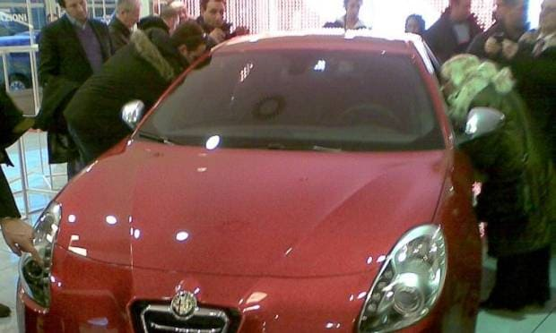 Alfa Romeo Giulietta GIUDICATA DAGLI ALFISTI