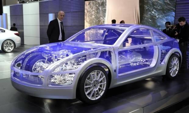 Subaru NEL 2012 LA COUPÉ A TRAZIONE POSTERIORE