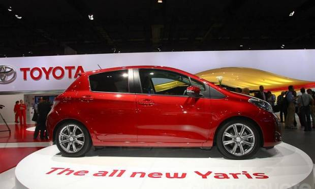 Toyota Yaris La terza generazione ai raggi X