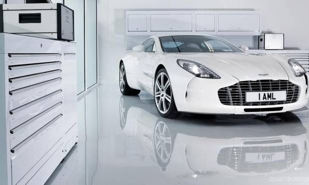 Aston Martin One-77 Nuovo video dal Salone di Pechino