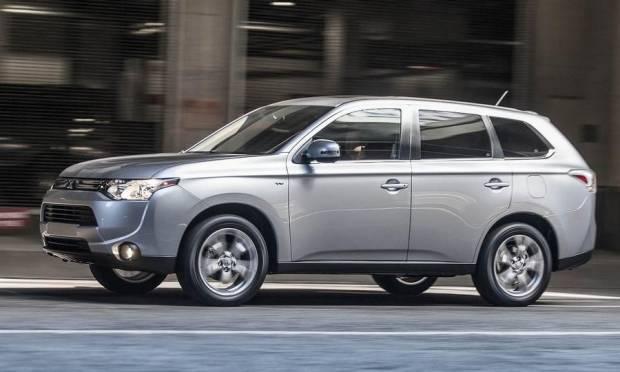 Mitsubishi Outlander Piccole modifiche per gli States