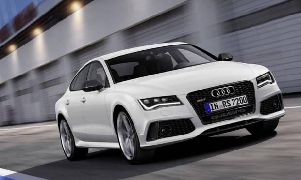 Audi RS 7 Sportback A Detroit la versione sportiva [video]