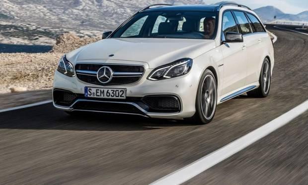 Mercedes-Benz E 63 AMG La 4Matic S in video
