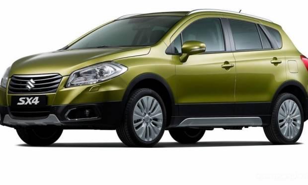 Suzuki SX4 Tutto nuovo tranne il nome [video]