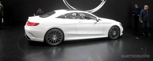 Mercedes-Benz Classe S Coupé L'ammiraglia nella forma migliore [video]