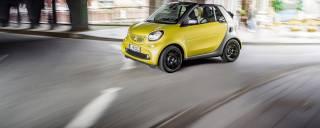 Smart fortwo Cabrio La due posti torna a scoprirsi [video]