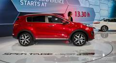 Sportage, cee'd e Optima protagoniste dello stand [video]