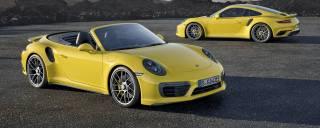 Porsche 911 Turbo e Turbo S Venti cavalli in più per il Salone di Detroit - VIDEO