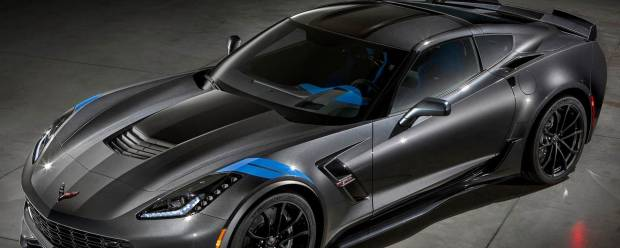 Chevrolet Corvette Grand Sport Una stradale con Dna racing