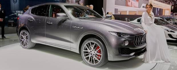 Maserati I primi prezzi della Levante per l'Italia