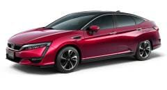 Honda Clarity Sarà anche elettrica e ibrida plug-in