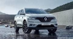 Renault Koleos Un video la svela in anteprima