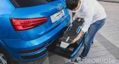 Audi Una A4 a passo lungo e una concept per la città del futuro