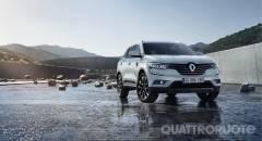 Renault Koleos La nuova Suv parte dalla Cina con ambizioni globali