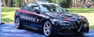 Alfa Romeo Giulia Debutto di Stato e in divisa: Marchionne da Mattarella e Renzi