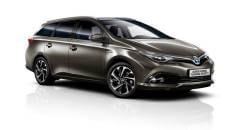 Toyota Auris Tutte le novità del model year 2016