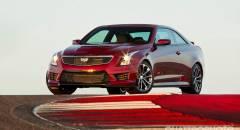 Parco Valentino In passerella anche la Cadillac ATS-V coupé