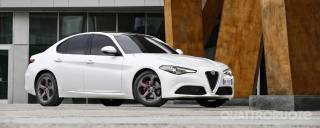 Alfa Romeo Giulia Oltre 34 mila visitatori al porte aperte