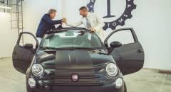 Garage Italia Customs Ecco la 555RR per Renzo Rosso