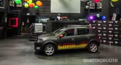 Dacia Sandero Hit Edition Un'edizione speciale in soli 100 esemplari