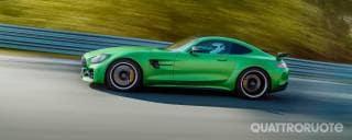 Mercedes AMG È scoccata l'ora della GT R