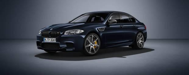 BMW M5 Competition Edition Una nuova serie speciale in 200 esemplari